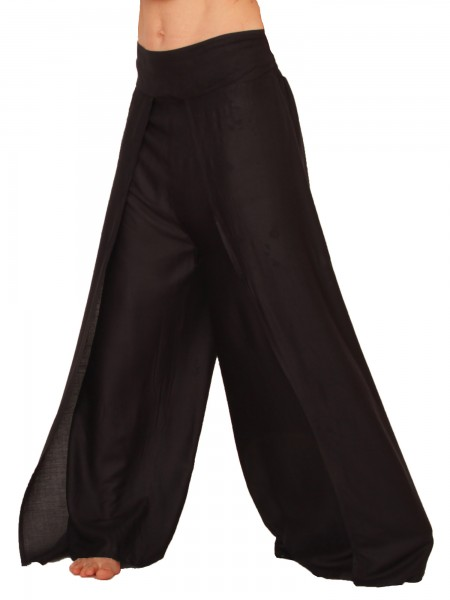 Open Belt Pant