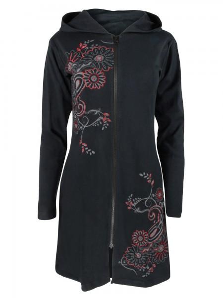 Baumwolljacke mit Kapuze für Damen, verschiedene Farben, Modell Nr. 20