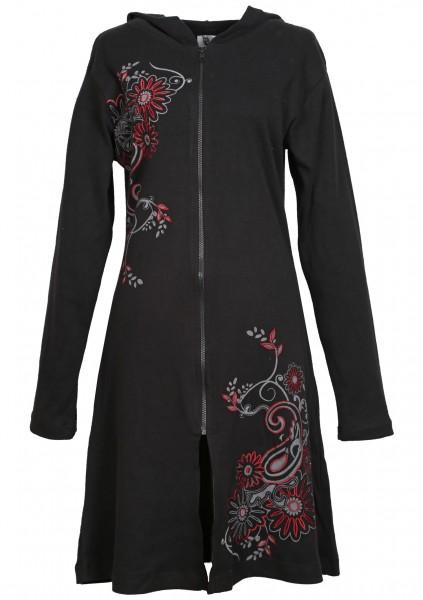 Baumwolljacke mit Kapuze für Damen, verschiedene Farben, Goa Modell Nr. 20