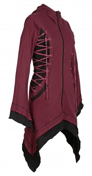 PUREWONDER Mantel für Damen mit Kapuze Nr. 2