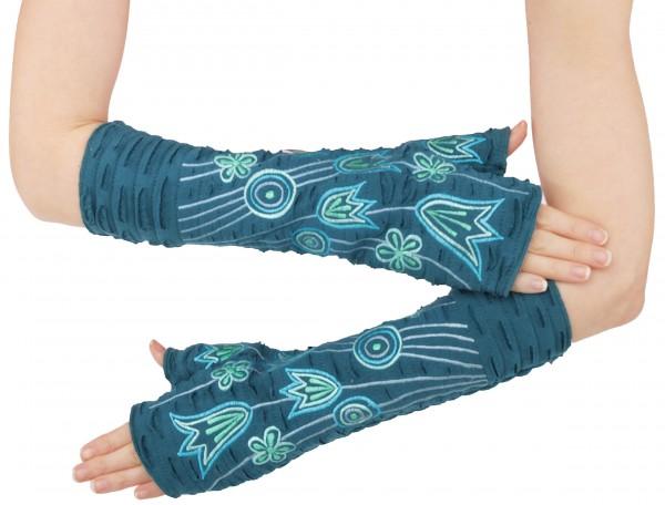 Armstulpen Damen Handstulpen in verschiedenen Farben, Design Nr. 15