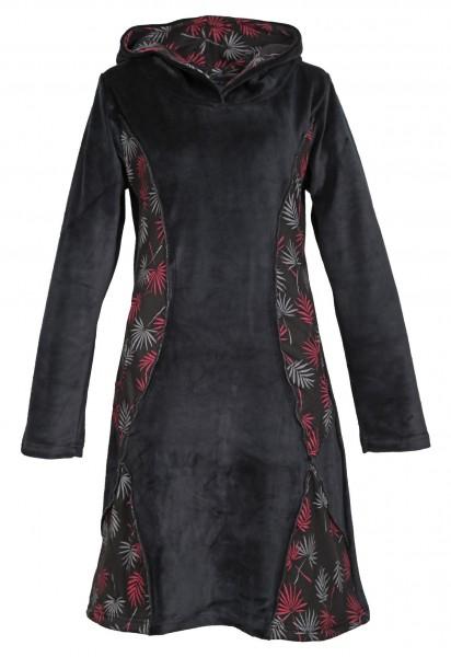 Elfenkleid aus Baumwollsamt mit Zipfelkapuze, Alternatives Kleid Nr. 13
