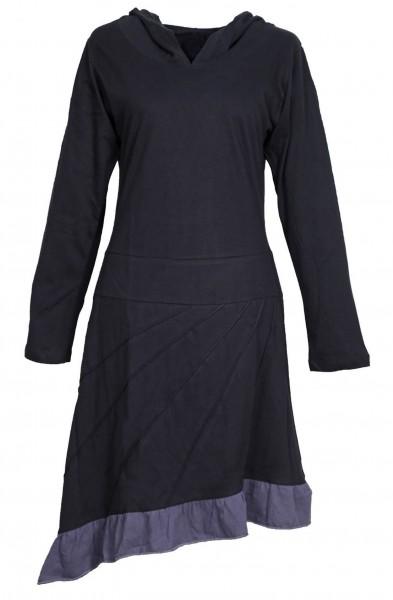 Elfenkleid aus Baumwolle mit Zipfelkapuze, Alternatives Kleid Nr. 72