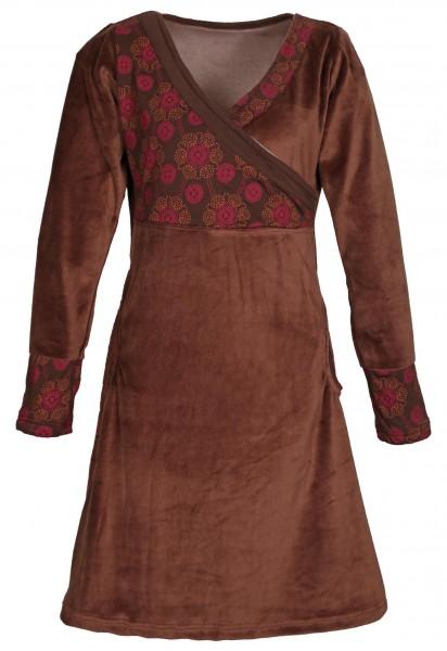 Samtkleid Alternatives Kleid Nr. 36