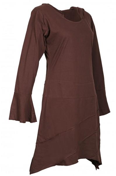 Elfenkleid aus Baumwolle mit Zipfelkapuze, Alternatives Kleid Nr. 60