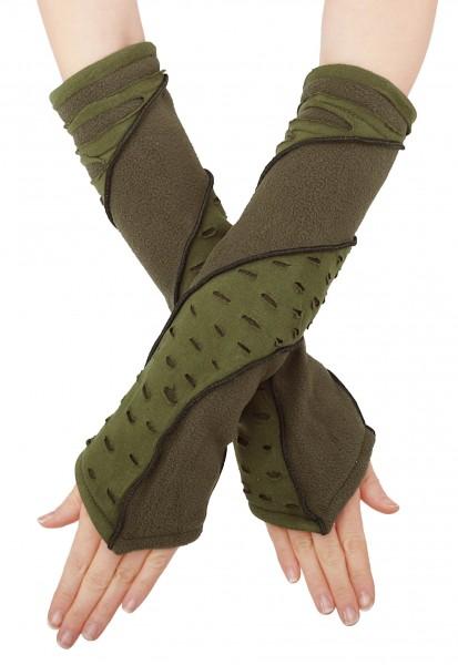 Armstulpen Damen Handstulpen in verschiedenen Farben, Design Nr. 8