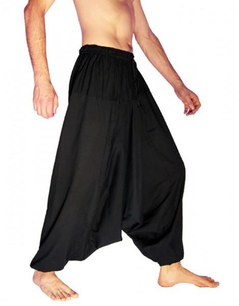 Aladinhose für Herren, Extralang