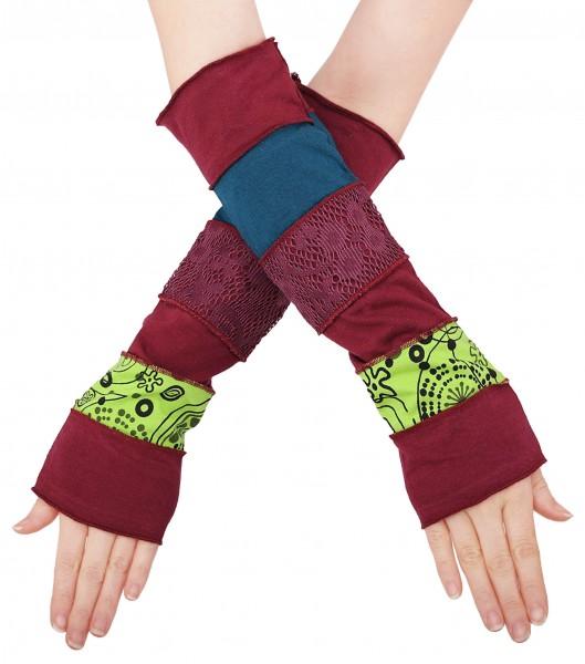 Armstulpen Damen Handstulpen in verschiedenen Farben, Design Nr. 11